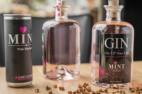 Mint Pink Gin